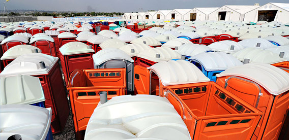 Champion Portable Toilets in Gresham, OR